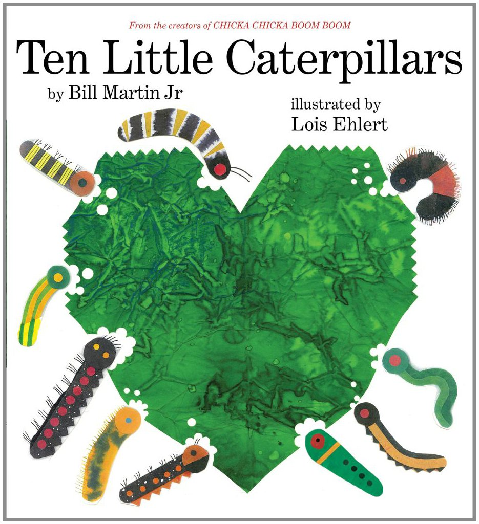 Counting Books: Ten Little Caterpillars