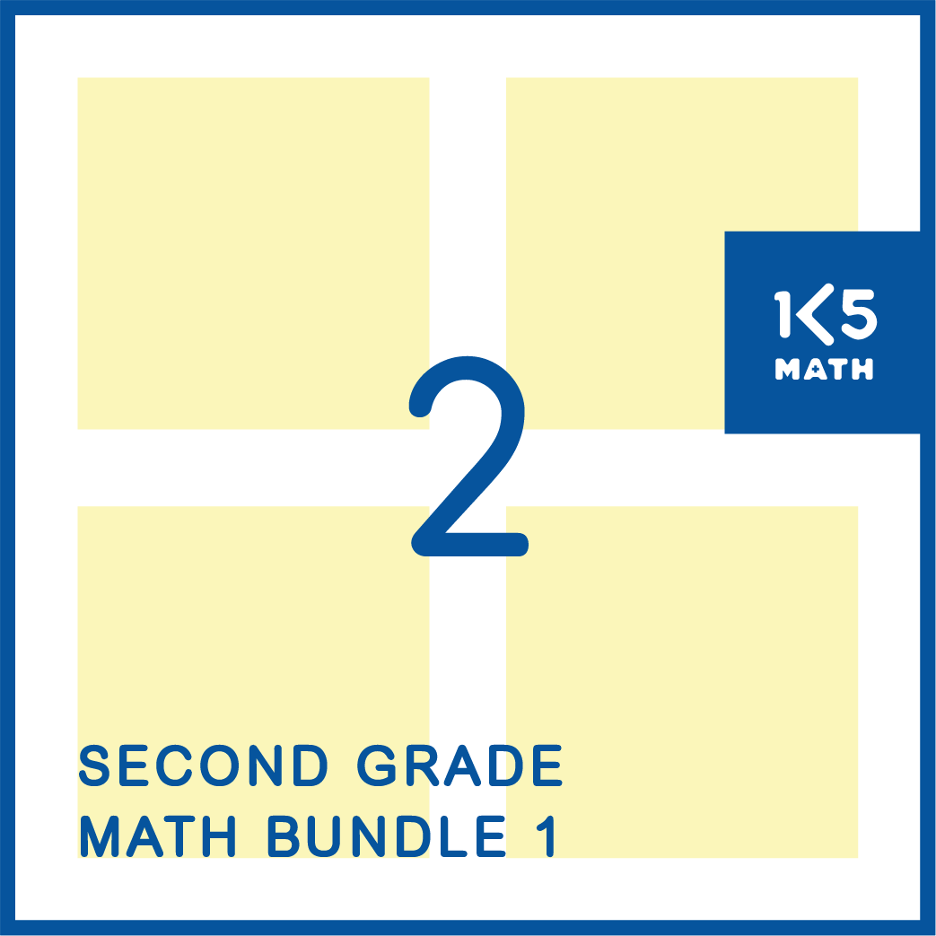 2nd Grade Math Bundle: Packed with resources for the 2nd Grade classroom