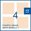 4th Grade Math Bundle: Packed with resources for the 4th Grade math classroom