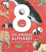 Counting Books: 8 An Animal Alphabet