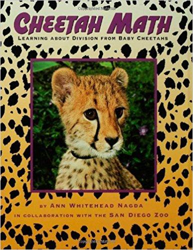 Division Read Aloud: Cheetah Math