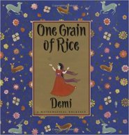 Multiplication Read Aloud: One Grain of Rice