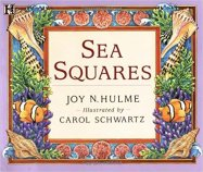 Multiplication Read Aloud: Sea Squares