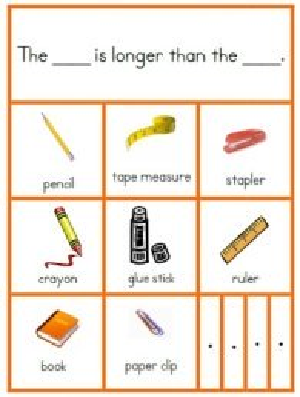 K Measurement Activities