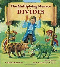 Division Read Aloud: The Multiplying Menace Divides