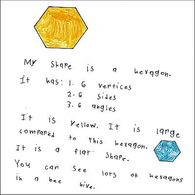 1st Grade Math Journal Task 130