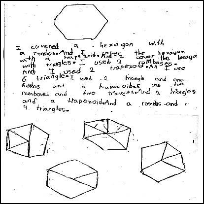 1st Grade Math Journal Task 137
