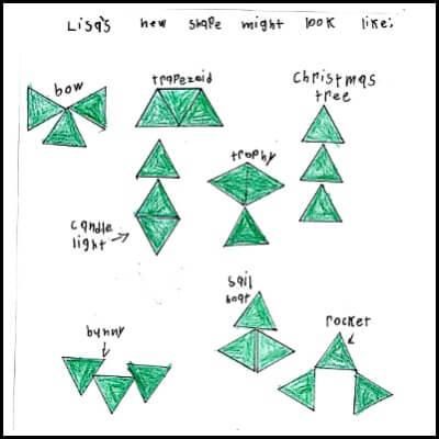 1st Grade Math Journal Task 138