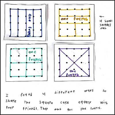 1st Grade Math Journal Task 149