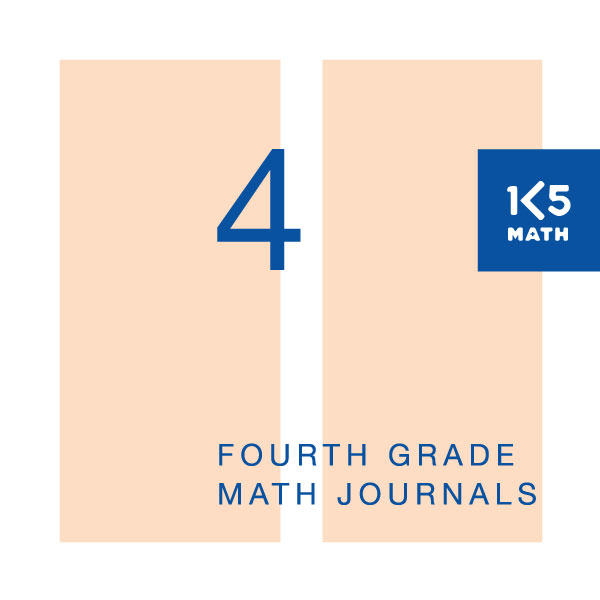 90 Math Journal Tasks aligned with the 4th Grade CCSS.
