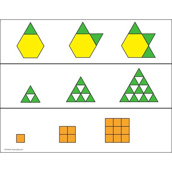 Growing Patterns task cards