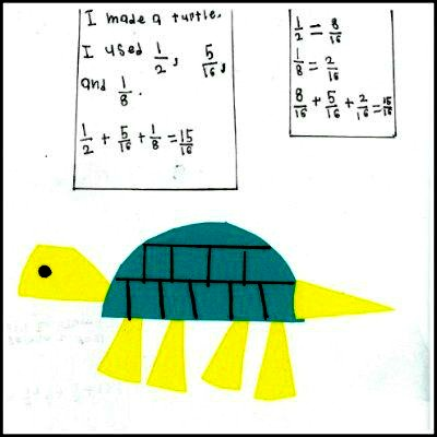 3rd Grade Math Journal Task 46