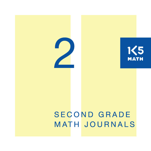 90 2nd Grade Math Journal Tasks aligned with the CCSS