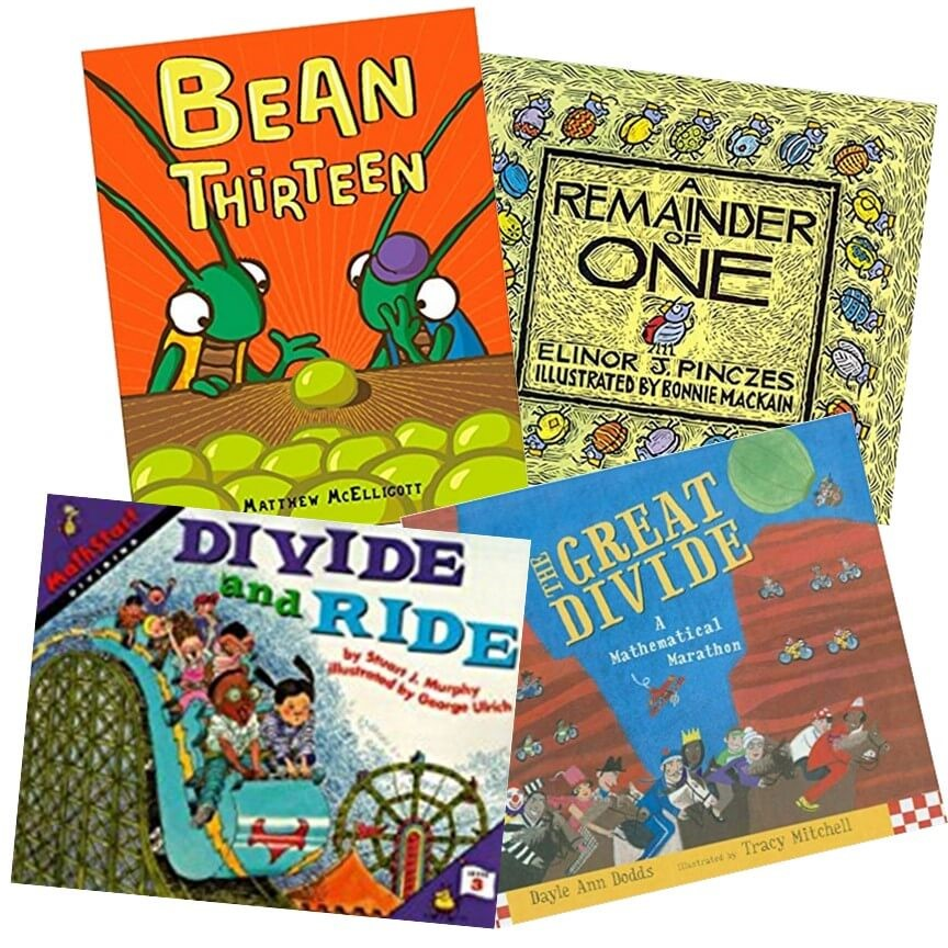 Division Read Alouds