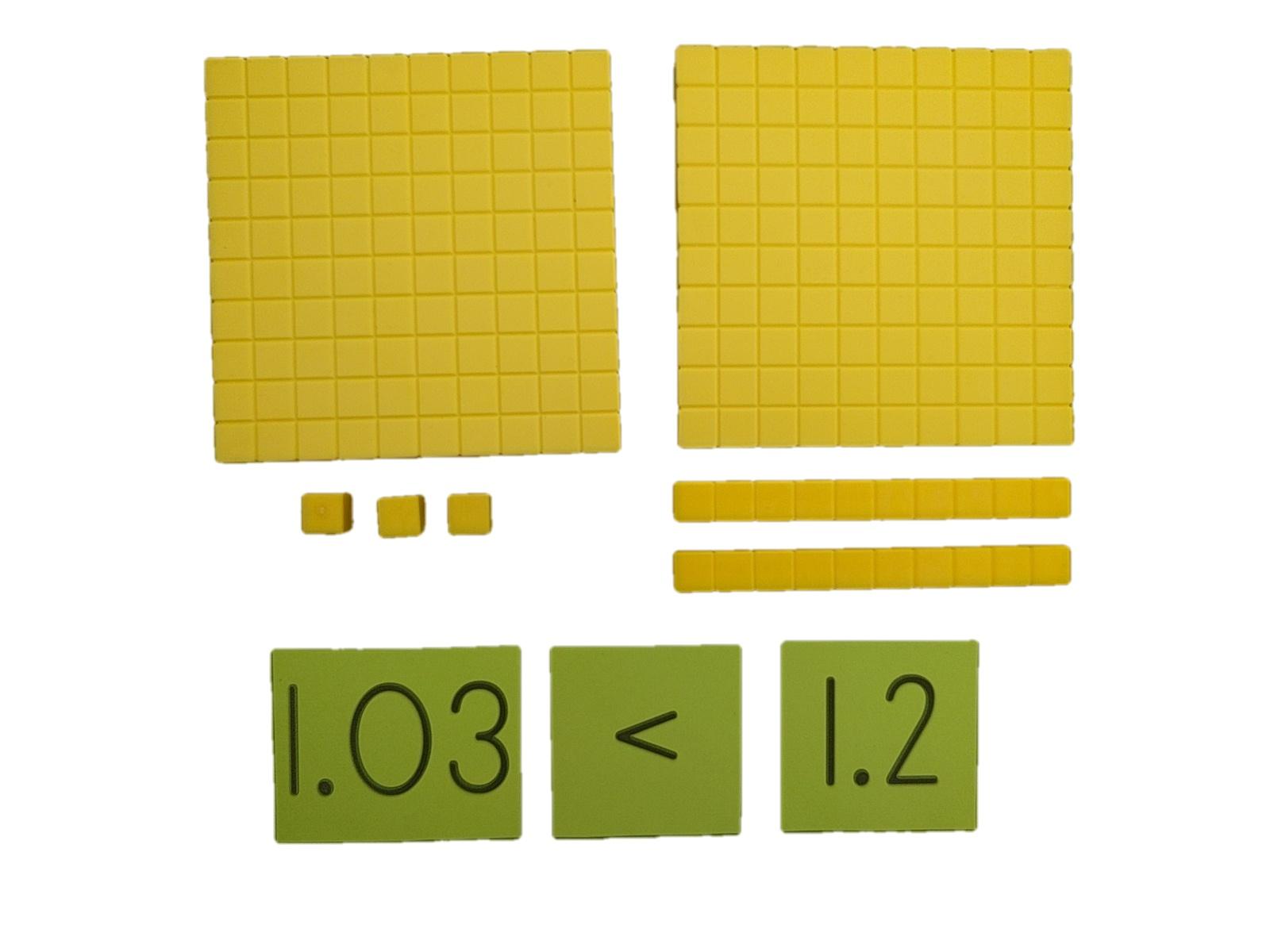 5th Grade Number: Comparing Decimals