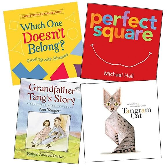 Geometry Read Alouds build students' background knowledge and vocabulary