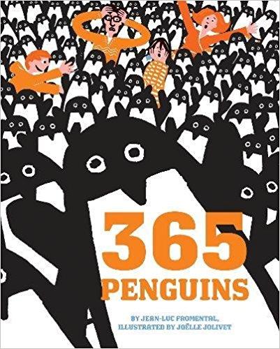 Multiplication Read Aloud: 365 Penguins