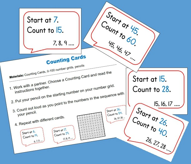 Counting Cards (Set 2)