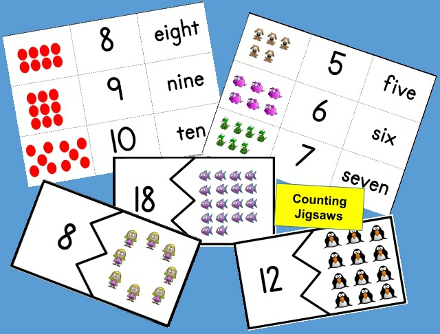 Counting Jigsaws