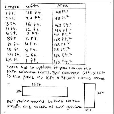 4th Grade Math Journal Task 128