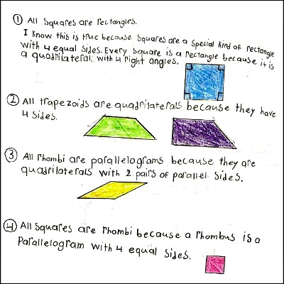 4th Grade Math Journal Task 145