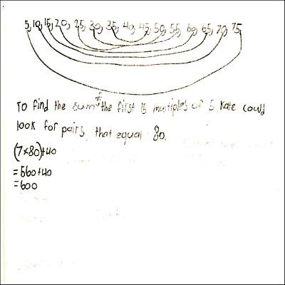 4th Grade Math Journal Task 31