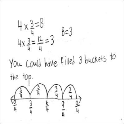 4th Grade Math Journal Task 86