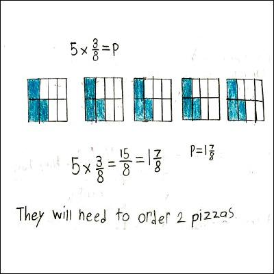 4th Grade Math Journal Task 93