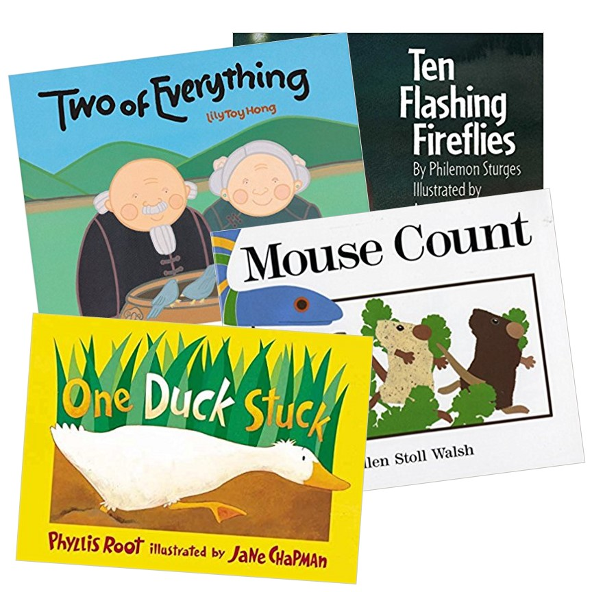 Addition Read Alouds