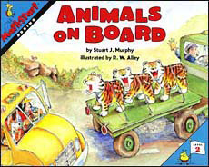 Addition Read Aloud: Animals on Board