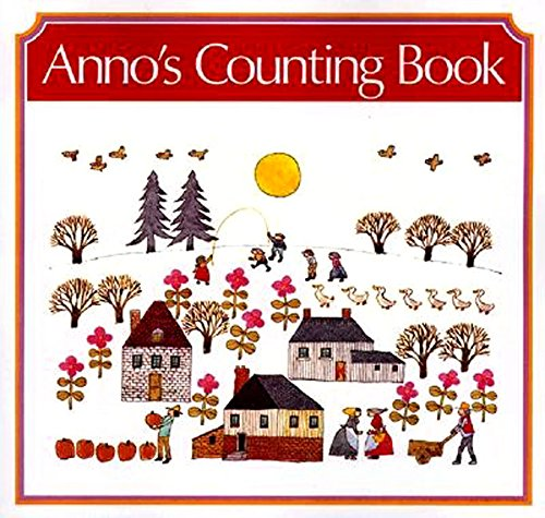 Counting Books: Anno's Counting Book