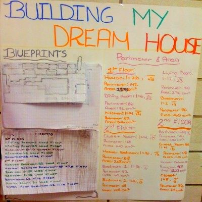 Math Project: Build Your Dream Home