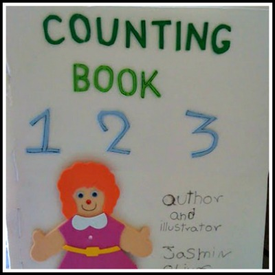 Math Project: Counting Book