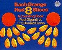 Multiplication Read Aloud: Each Orange Had  8 Slices