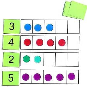 Kindergarten Number
