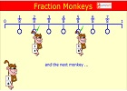 Fractions IWB Game