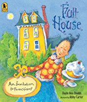 Fraction Read Aloud: Full House An Invitation to Fractions