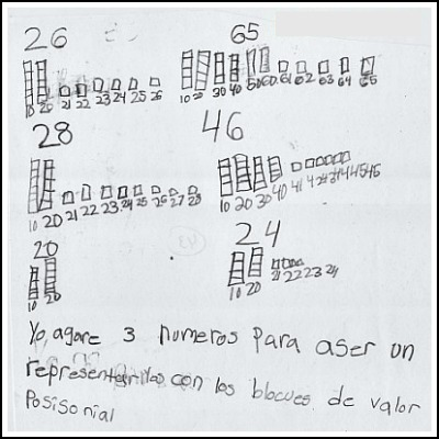 1st Grade Math Journal Task 44