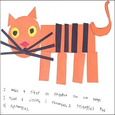 1st Grade Math Journal Task 81