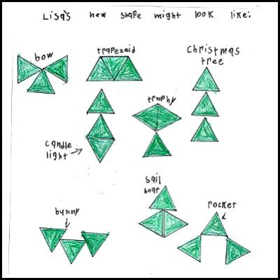 1st Grade Math Journal Task 83