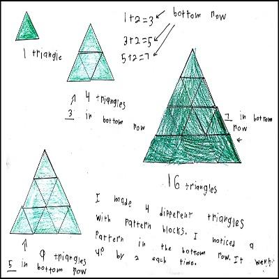 1st Grade Math Journal Task 84