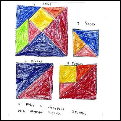 1st Grade Math Journal Task 86