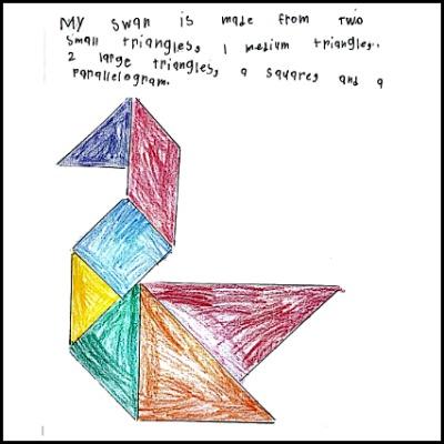 1st Grade Math Journal Task 87