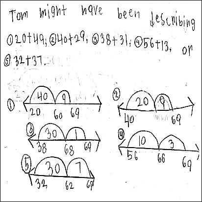 3rd Grade Math Journal Task 32