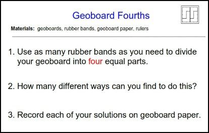 3rd Grade Geometry Activities