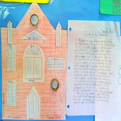 Math Project: Geometry in Your Neighborhood