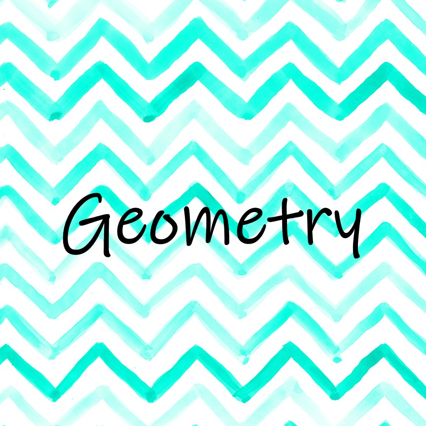 Geometry Math Read Alouds to introduce or review math content in meaningful contexts