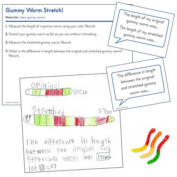 Gummy Worm Stretch!