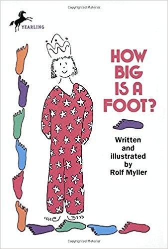 Measurement Read Aloud: How Big is a Foot?