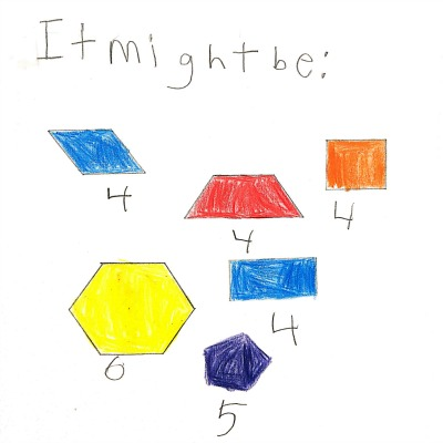 Kindergarten Math Journal Task 136